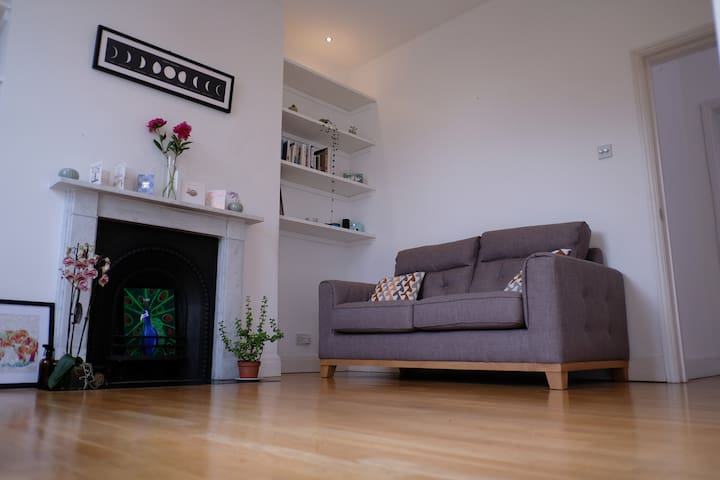 Tranquil and spacious 1 bedroom apartment