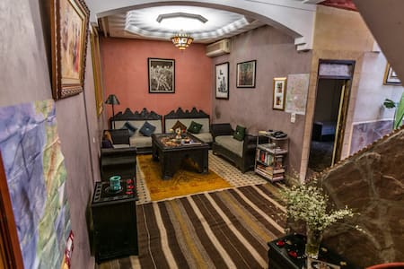 Charming Moroccan style Riad - Marrakech - House