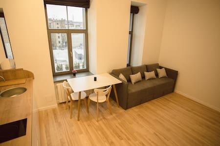 Modern studio apartment - Riga - Appartement