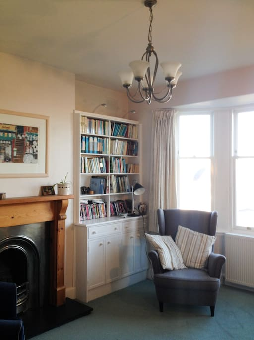 Sitting Room, shared with other guests