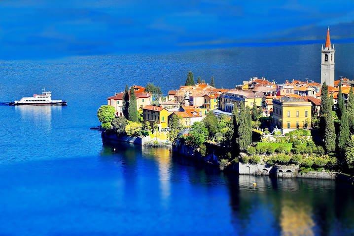 GiuliaHouse Varenna Fiumelatte Pearl Of Lake Como