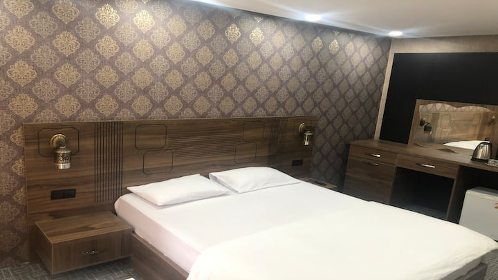 Private Double Room in vip suites - Free WiFi