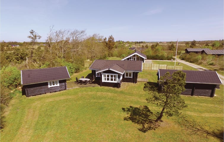 Holiday cottage with 2 bedrooms on 60m² in Skjern