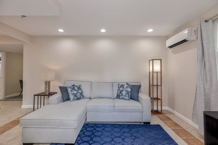 Renovated and Cozy Arlington Basement Apt