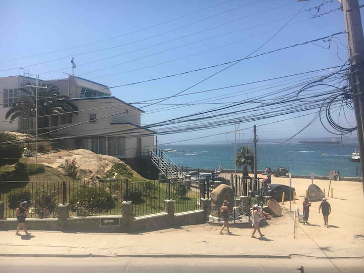 Hotel frente al mar, Av 21 de Mayo Marinos Oferta
