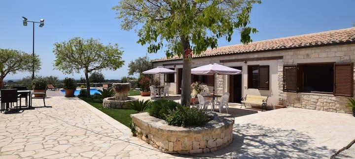 Casa Pirato - Dependance AUTUNNO in villa del '700