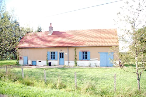 Cozy place in the Morvan