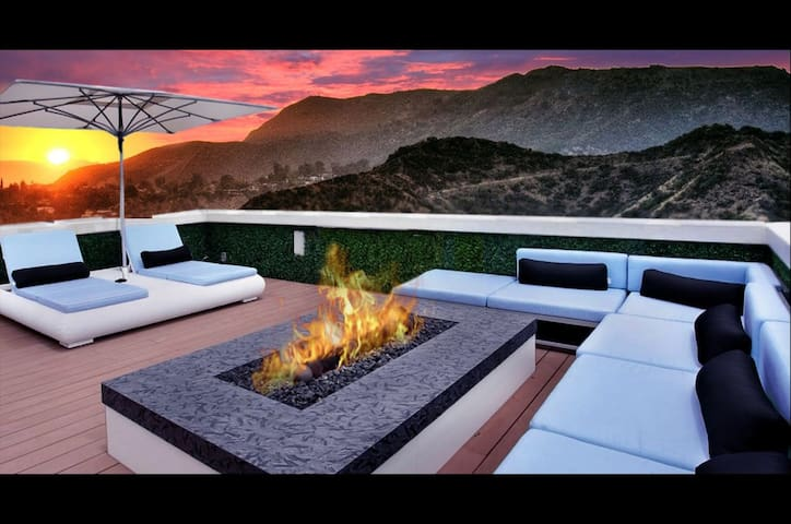 BRAND NEW LARGE LUXURY APT - PRIME WEST HOLLYWOOD - Los Angeles - Appartement