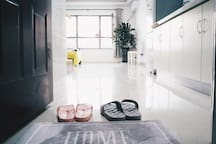 迎春大街 北欧风 复古舒适LOFT公寓民宿 宝龙商圈内