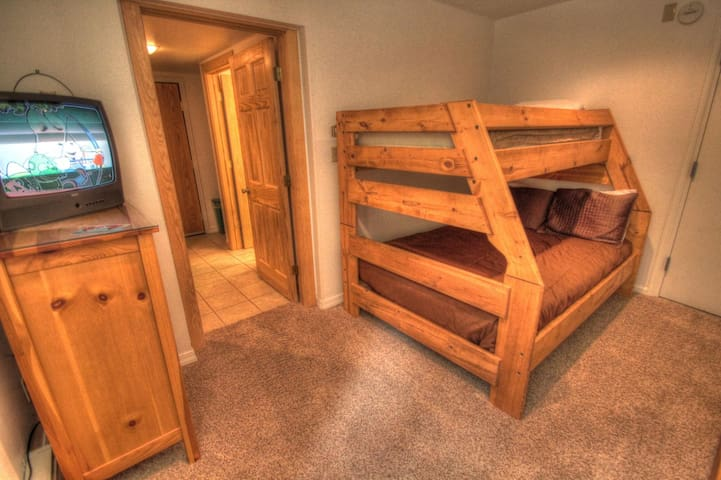 CM212HA Perfect Little Hotel Room Ski in/Ski out - Copper Mountain - Hus