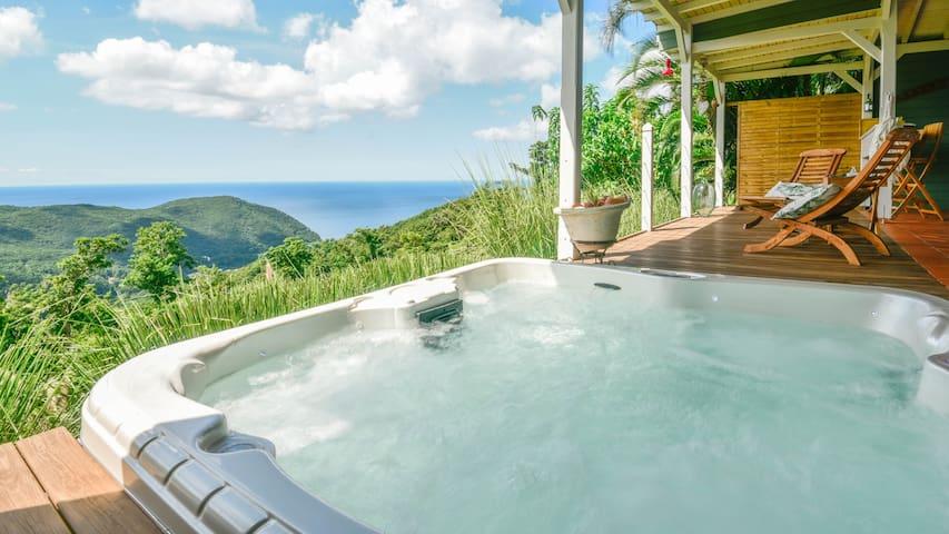 Guest House Blue Mountain avec SPA privatif