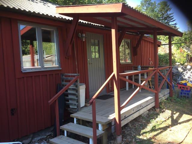 Gäststuga i Hultsby