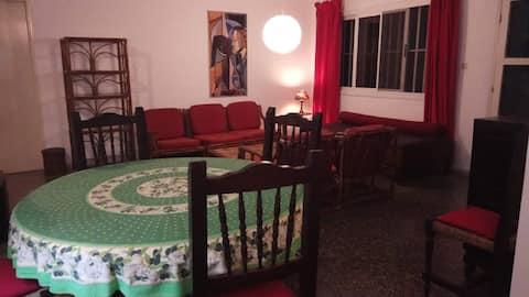Appartement spacieux avec terrasse | Kodjoviakopé