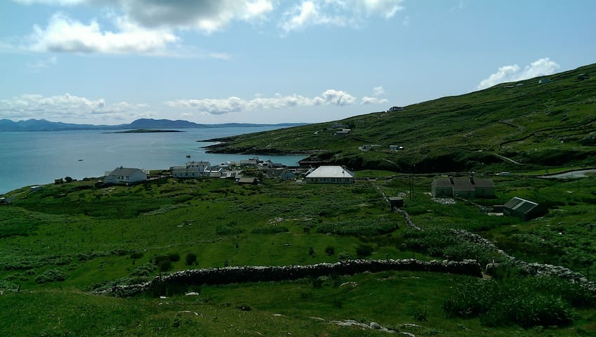 Quay Lodge rooms - Clifden - Guesthouse