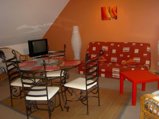 Appartement plage du débarquement - Grandcamp-Maisy - Apartment