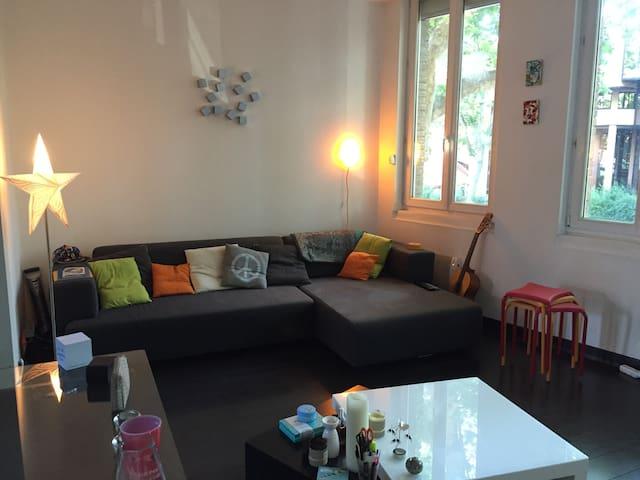 T2 spacieux et lumineux, hyper centre - Tolosa