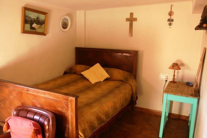 Habitación doble en Casa Luisa - Secastilla - House