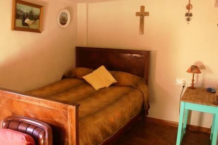 Habitación doble en Casa Luisa - Secastilla