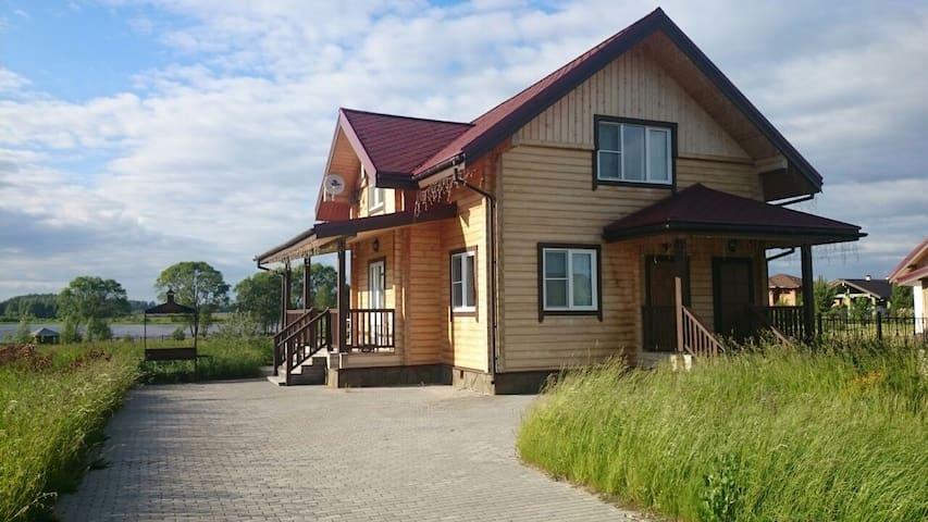Сдается дом на Волге - Kalyazin - Gîte nature