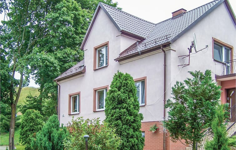 Holiday apartment with 1 bedroom on 56 m² in Kartuzy