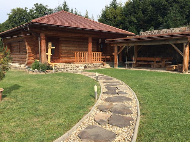 Ultimate relaxation near Slovak Paradise - Rožňava - บ้าน