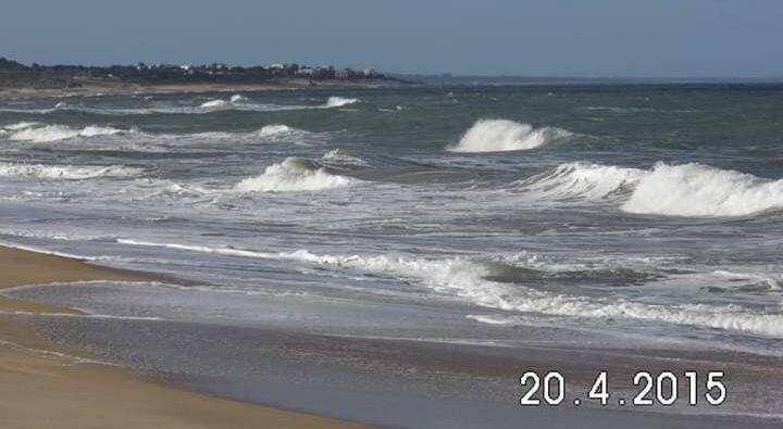 Casa frente a la playa!!