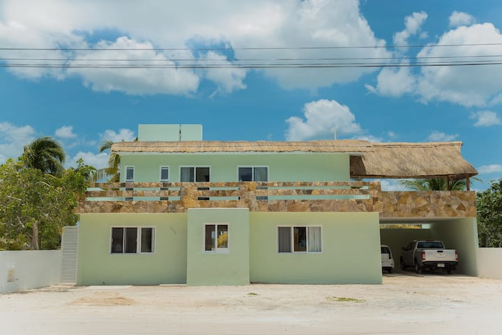 Jade Beach House Riviera Yucateca Telchac