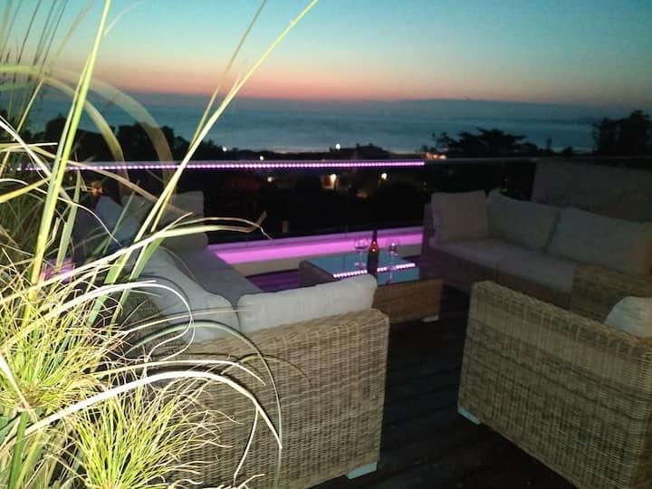 Très bel appartement au bord de mer
