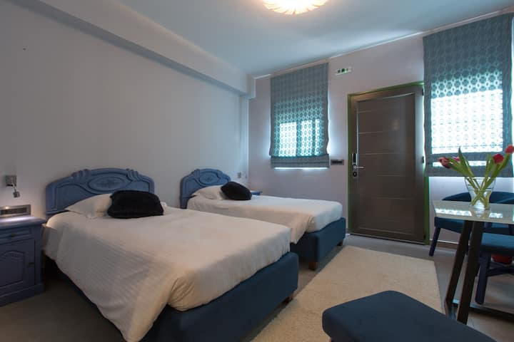 Luxury Quadrable Room in Nafplio