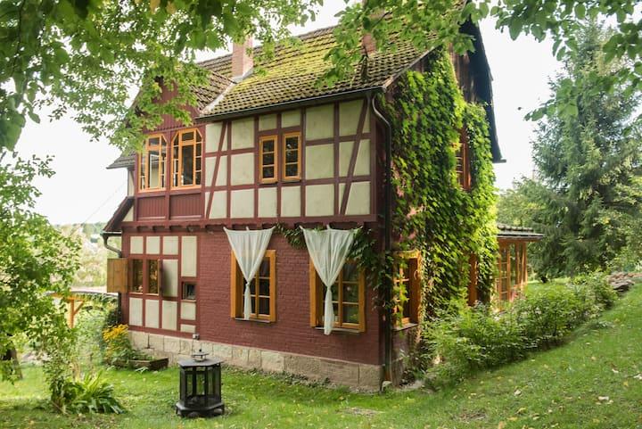 Casa Cabrera mitten in Thüringen