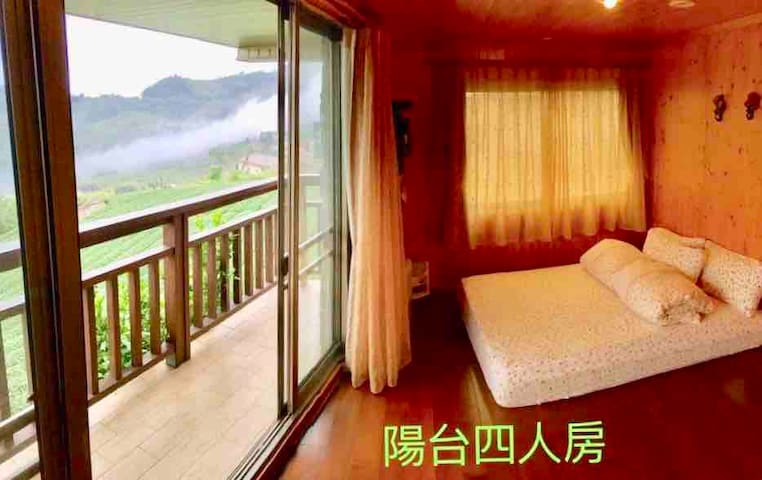 [Alishan Sheng-li farm B&B ]Sunrise room2