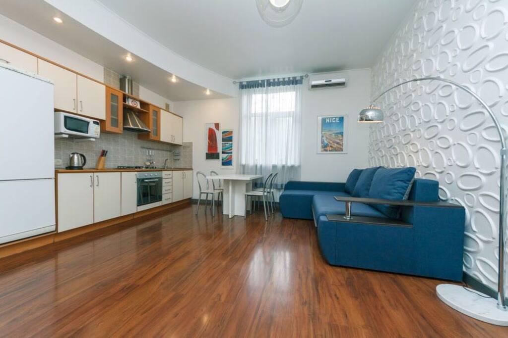 Дизайн квартир выполнять