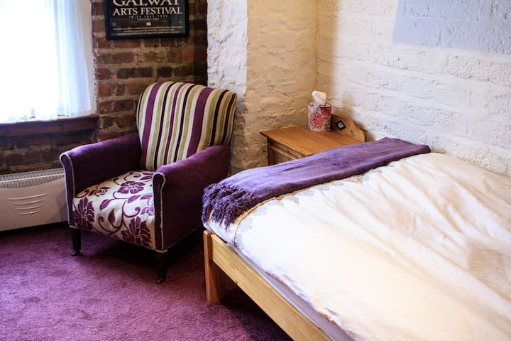 The Granary Loft - Single Bedroom 1 - Dublin - Loft