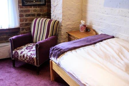 The Granary Loft - Single Bedroom 1 - Dublin