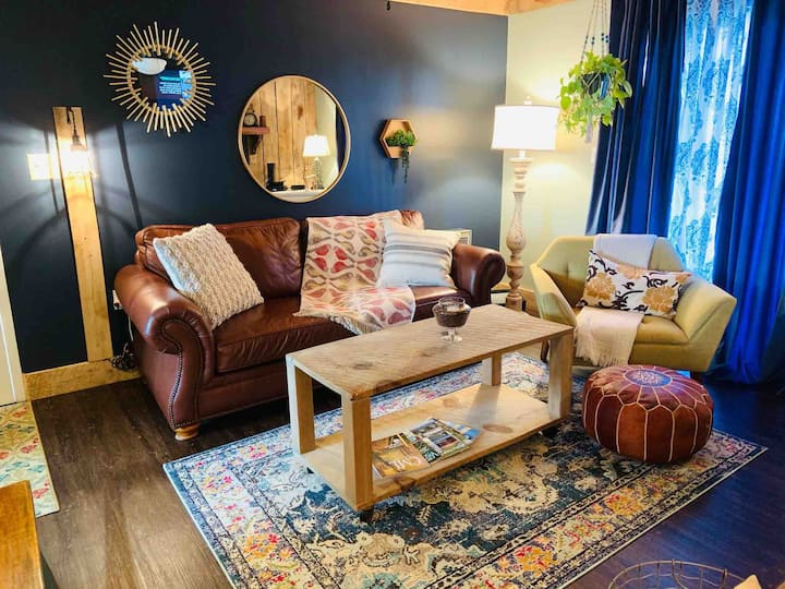 The Bohemian Nest at Beech-Your Escape From Chaos