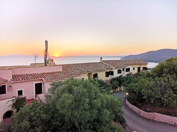 Apt. Torre Delle Stelle 1SB, shared Swimming Pool