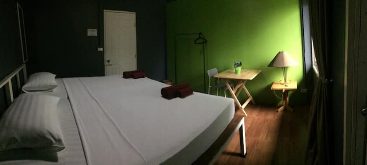 Spacious Room Sathorn, Perfect Long Stays!