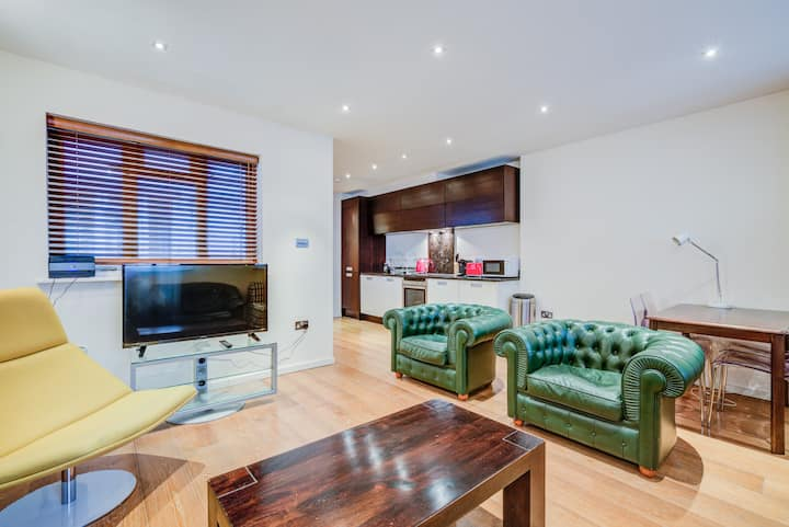 Luxury Apartment near Piccadilly