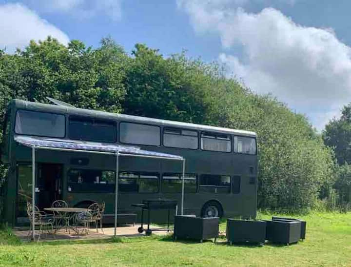 Amazing 3 Double Bedroom Double Decker Bus