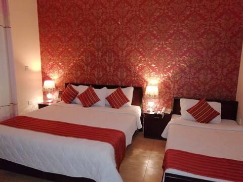Hotel Executive Lodges & Banquet Hall