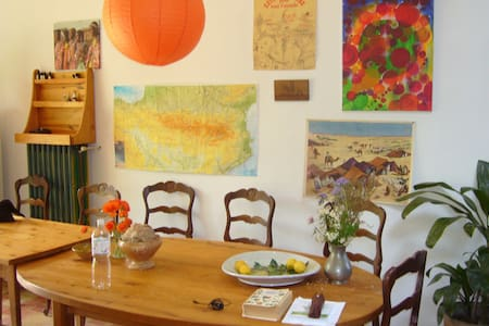 Belle maison, calme et accueillante - Courtauly - ที่พักพร้อมอาหารเช้า