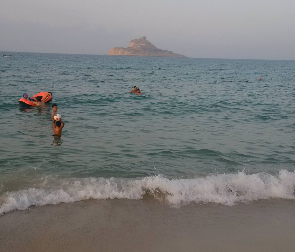 plage de Rafraf