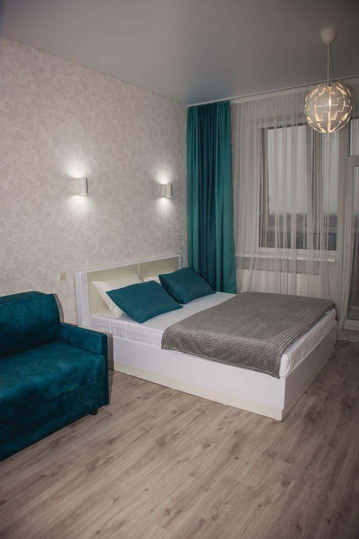 Апартаменты Бриз в новом ЖК Некст рядом с БУМ-сити