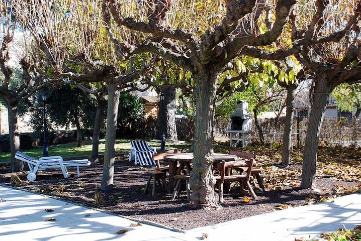Casa Pepito - Casa Rural con Jardín