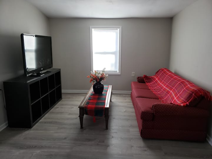 NEW 2 Bedrooms 3 Beds + Pull Out Sofa w/AC.