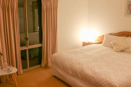 Platypus Ponds - Bed and Breakfast - Room 4 - Cabbage Tree Creek