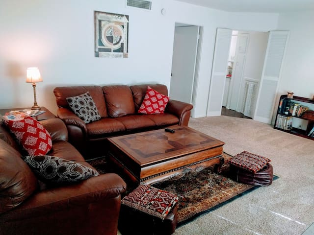 Cozy 1bd apartment in the Galleria - Houston - Apartment