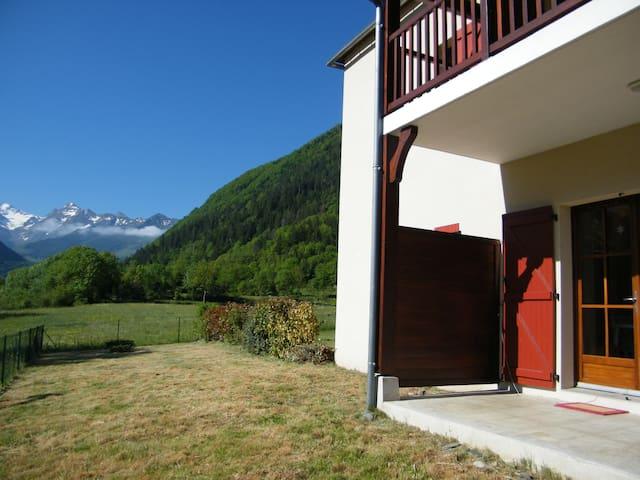 Pyrénées appartement vallée St Lary - Guchen - Wohnung
