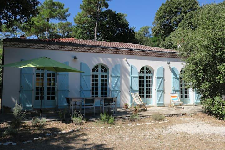 Maison de charme proximité plages et commerces - Jard-sur-Mer - Casa