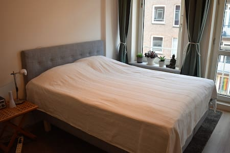 Super comfortable room in Amsterdam Westerpark